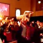 VLOG: Christian Minister Crowd Surfs at End of Service
