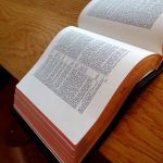 Cambridge KJV Concord Wide Margin Bible in Goatskin Leather | Unboxing and Review